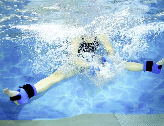 Aquait Wassergymnastik